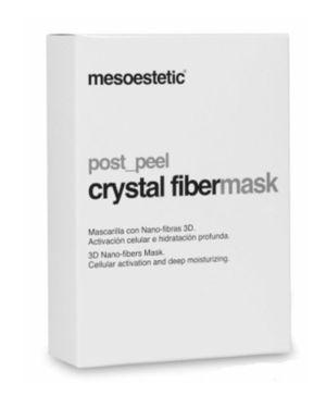MESOESTETIC® – Post Peel Crystal Fibre Mask – Anti-Aging-Effekt und feuchtigkeitsspendend