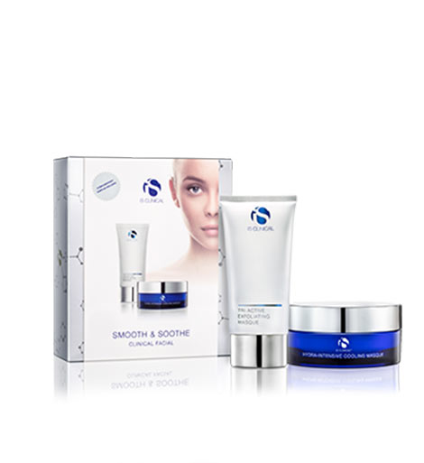 iS-Clinical® SMOOTH & SOOTH COLLECTION